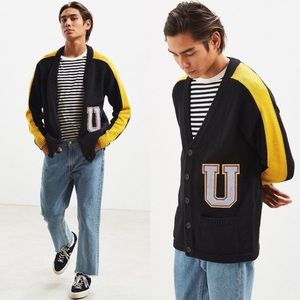 Urban Outfitters Varsity Cardigan NWOT